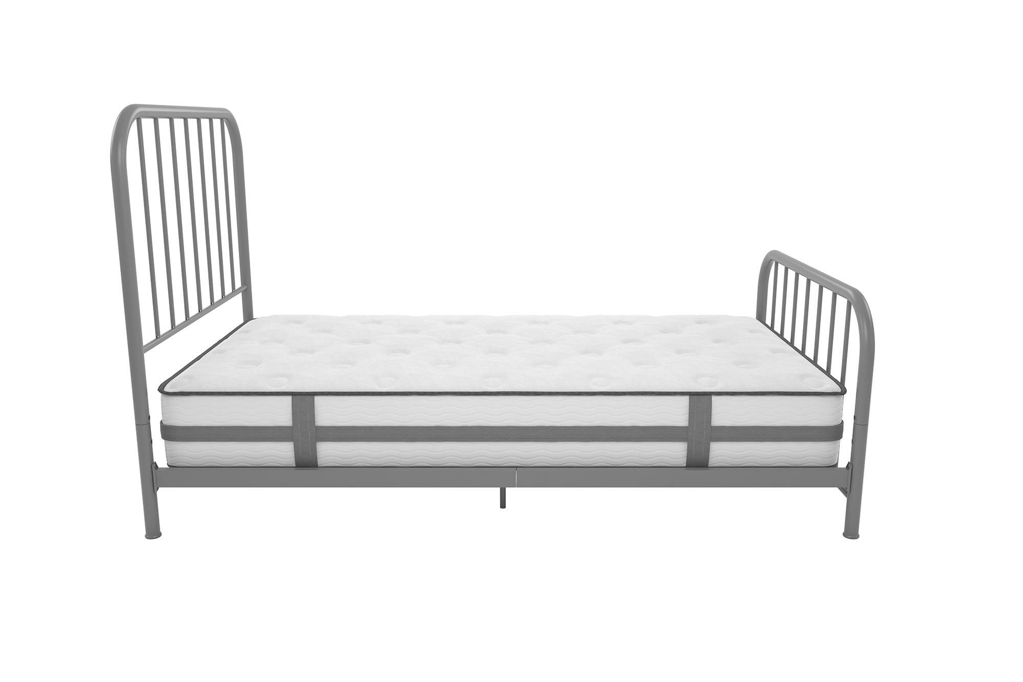 iron antique frame full target platform size with frames headboard king queen of metal rustic vintage wrought review bed low ikea leirvik