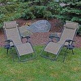 Helton Reclining Zero Gravity Chair (Set of 2)