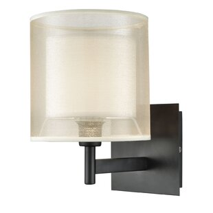 Deatsville 1-Light Bath Sconce by Charlton Home