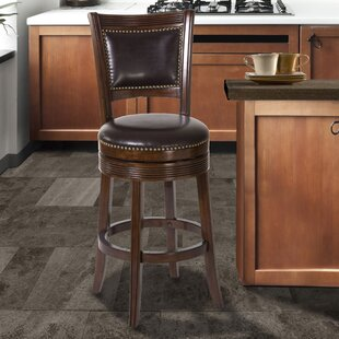 Lockefield 30 Swivel Bar Stool Hillsdale Furniture