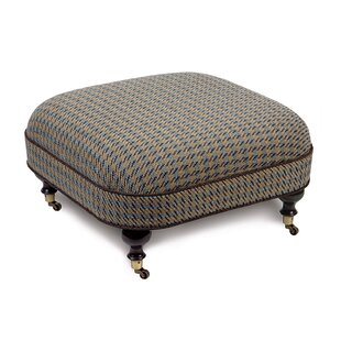 Powell Cocktail Ottoman by Eastern Accents