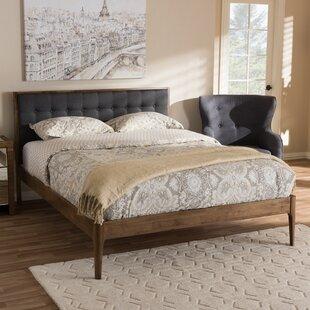 Fien Tufted Platform Bed by George Oliver