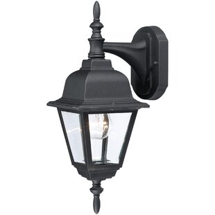 Best 1-Light Outdoor Wall Lantern By Hardware House