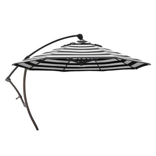 9' Cantilever Sunbrella Umbrella by California Umbrella Modern