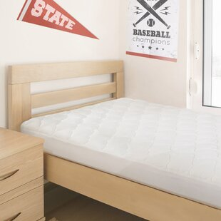 Reviews Gerrish College Dorm Cooling Extra-Long Twin Mattress Pad ByAlwyn Home