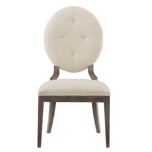 Clarendon Upholstered Dining Chair (Set of 2) Bernhardt