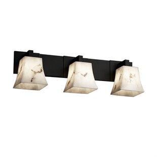 Salina 3-Light Vanity Light by Brayden Studio