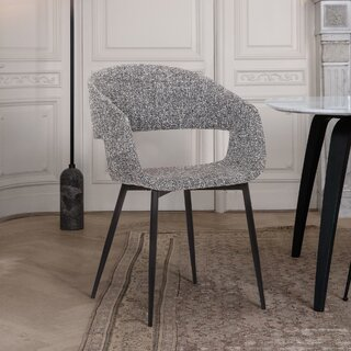 Anni Upholstered Dining Chair by Wrought Studio SKU:BC130041 Details