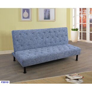 Irma Convertible Sofa by House of Hampton Bargain