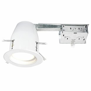 Sunco Lighting 11W 3000K Baffle Remodel Can Retrofit LED Recessed Lighting Kit (Set of 12)