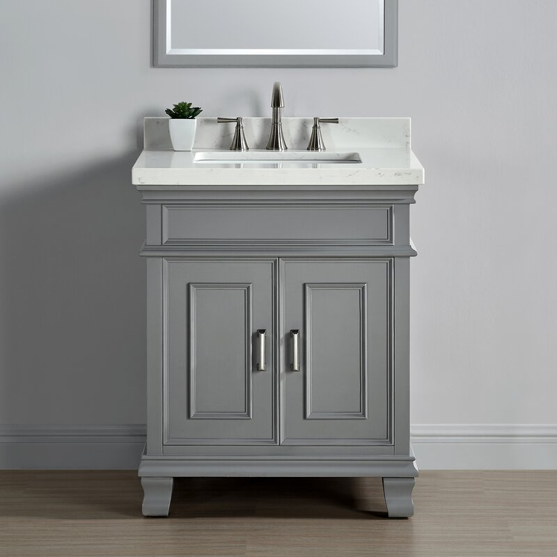 single sink bathroom vanity.  Bathroom Vanities Joss Main