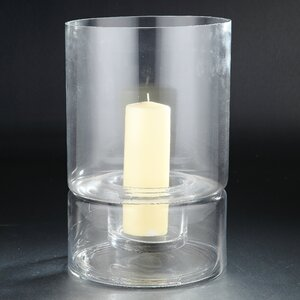 Glass Votive Hurricane