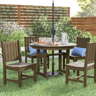 August Grove Osborn 5 Piece Dining Set