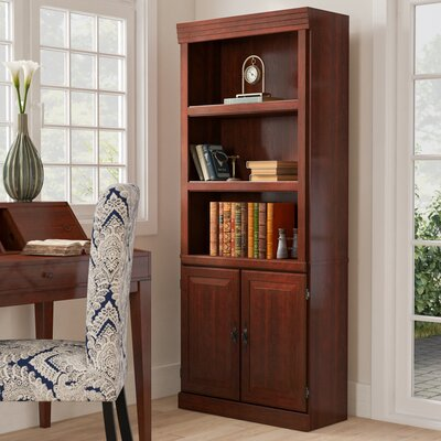 Bookcases with Doors You\'ll Love | Wayfair