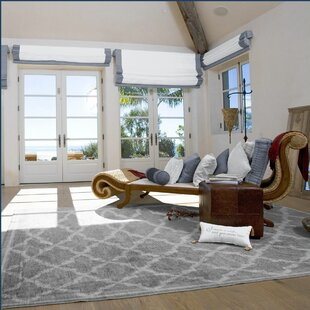Find the perfect Westwood Gray/White Area Rug By Charlton Home