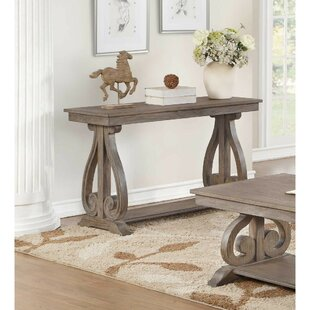 Harrison Wooden Console Table