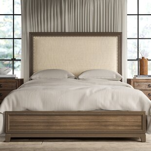 Hunziker Upholstered Panel Bed