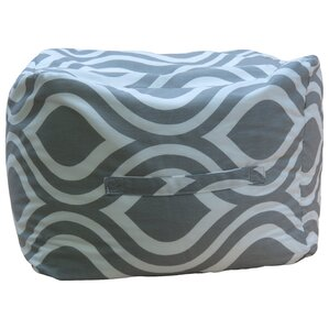 Premiere Home Emily Storm Ottoman by Fox Hill Trading