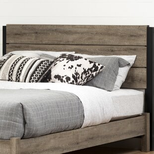 Munich Panel Headboard by South Shore