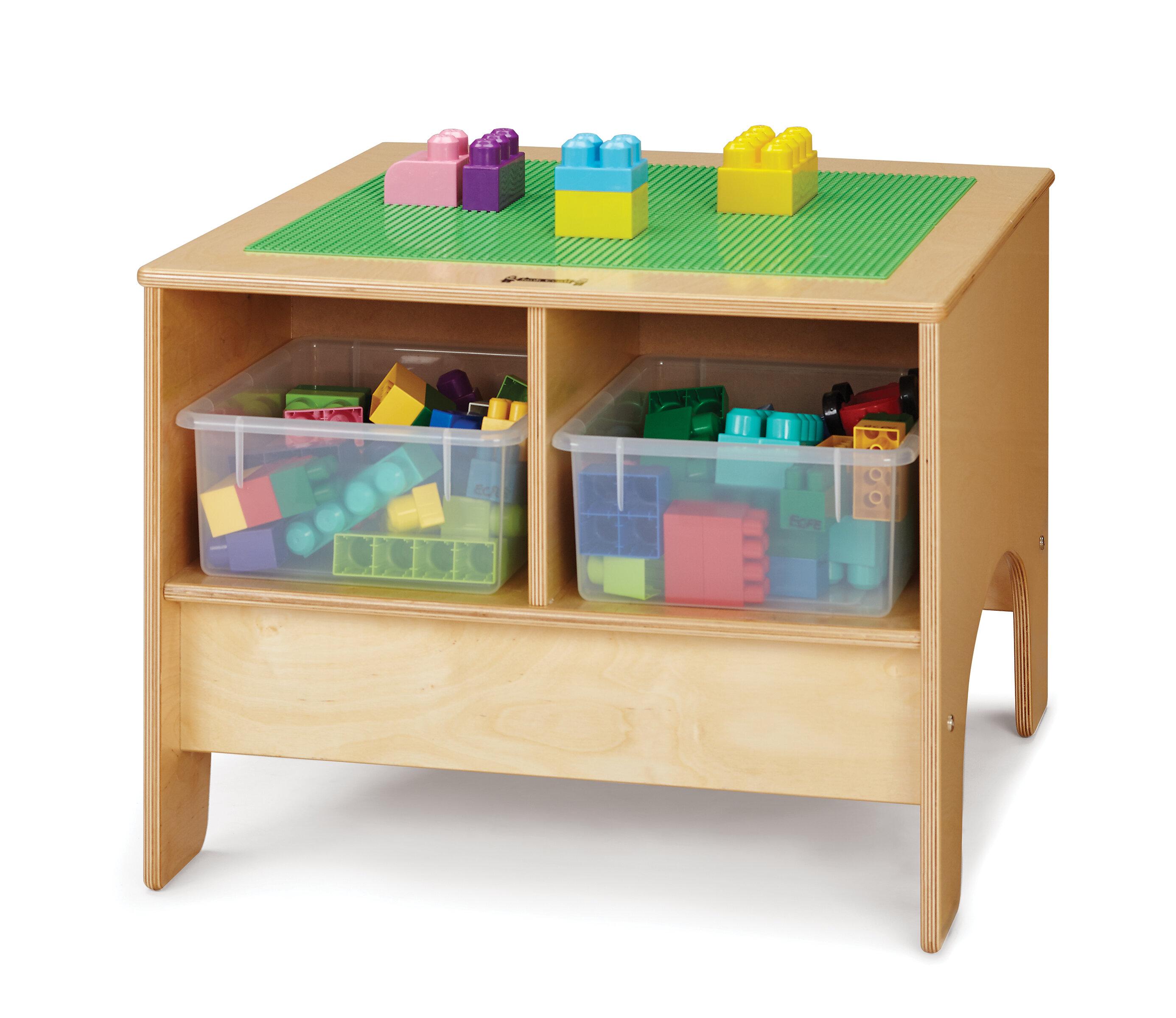 Jonti Craft Kids Rectangular Play Table Wayfair