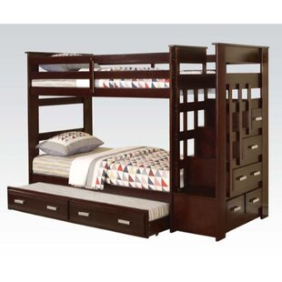 Agatie Bunk Bed With Trundle