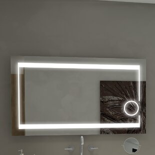 Paris Mirror Aurora Illuminated Bathroom/Van..