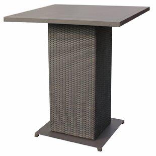 TK Classics Napa Bar Table