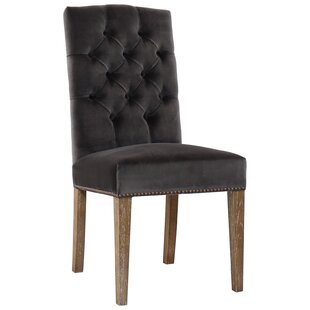 Thaney Upholstered Dining Chair (Set of 2) Ophelia & Co.