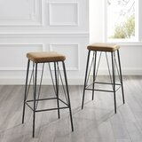 Gracinha 30 Bar Stool (Set of 2) by Ivy Bronx