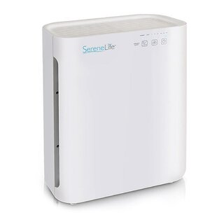 Healthy Clean Quality Control Air Purifier with HEPA Filter