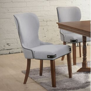 Kehoe Upholstered Dining Chair (Set of 2) Ophelia & Co.