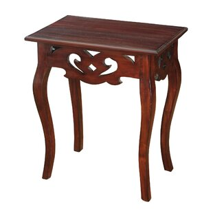 Macpherson Accent End Table by Astoria Grand