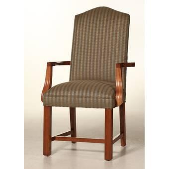 Corrigan Studio Wolsingham Upholstered Arm Chair In Gray Wayfair
