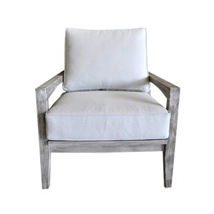 Jessica Casual Outdoor Club Chair with Cushions