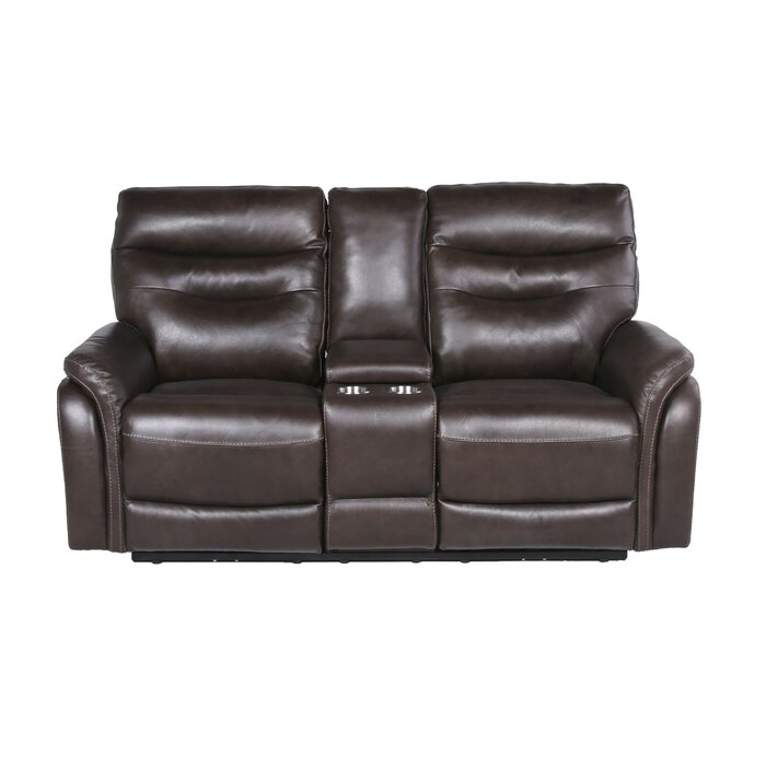 Magnificent Javon Reclining Loveseat Pabps2019 Chair Design Images Pabps2019Com
