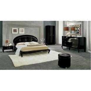 Black Lacquer Bedroom Furniture | Wayfair