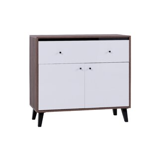 Clelie 2 Drawers Combi Chest By Ebern Designs