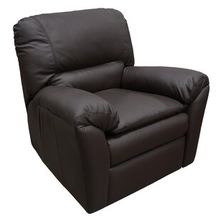 Comparison Luxor Recliner By Omnia Leather