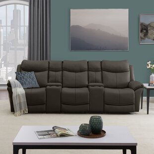 Red Barrel Studio Cheryll Home Theater Sofa