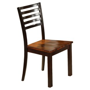 Weitzel Solid Wood Dining Chair (Set of 2..