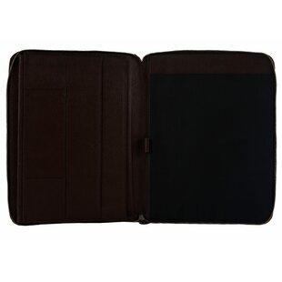 Brayden Studio Kassidy Genuine Leather Business Portfolio