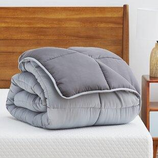 All Season Microfiber Down Alternative Comforter