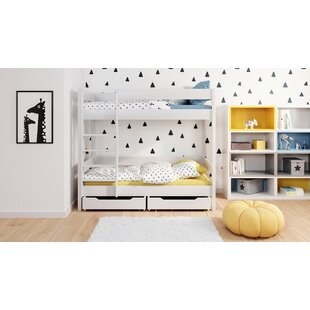Sheppard Bunk Bed With Drawers By Isabelle & Max
