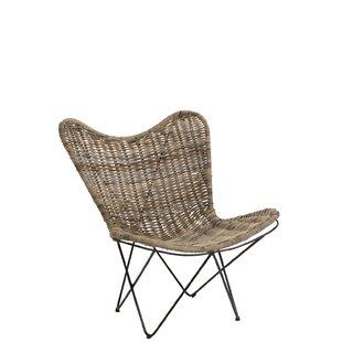 Bay Isle Home Rattan Deep Seat Lounge Chairs