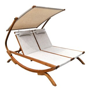 Double Reclining Lounge Chair