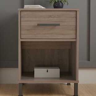 Buying Politte 1 Drawer Nightstand By Union Rustic