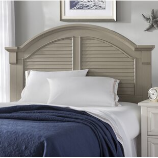 Hinsdale Panel Headboard by Beachcrest Home