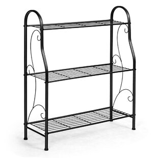 Harpster Rectangular MultiTiered Plant Stand