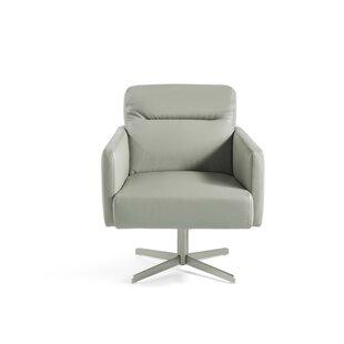 Gelinas Swivel Armchair By Ebern Designs