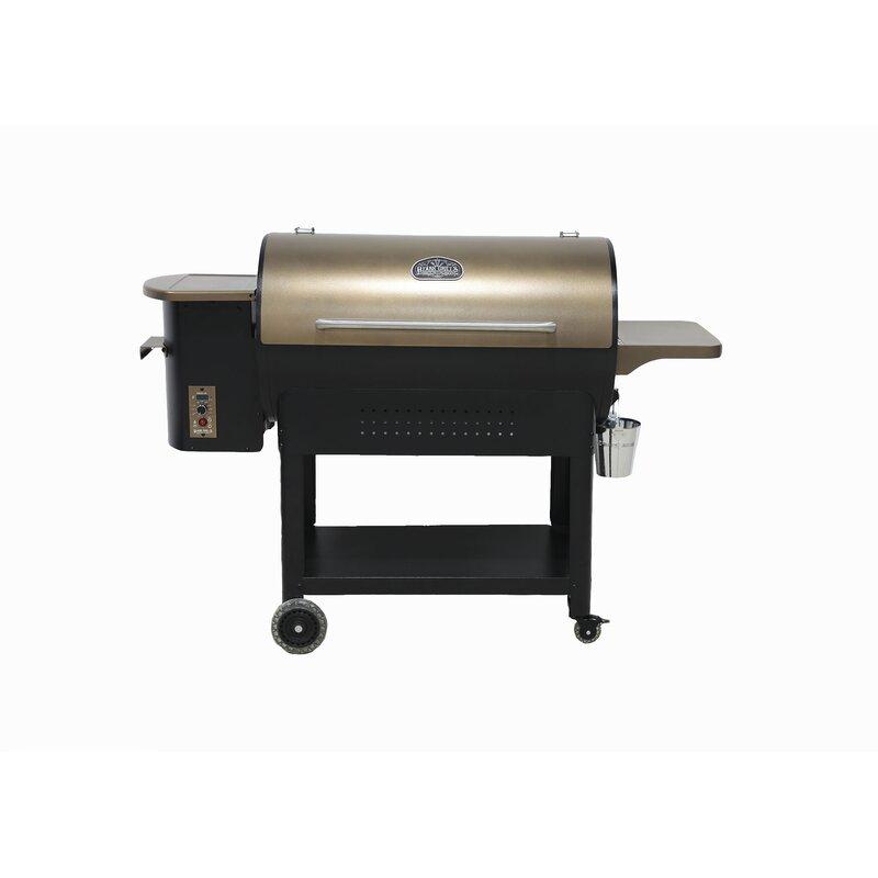 """Ozark Grills 60"""" Wood Pellet Grill   Wayfair"""